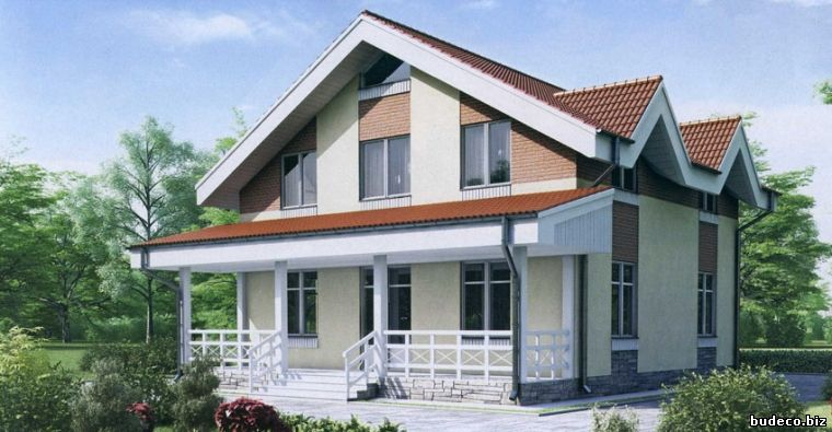 Европейский стиль домов фото